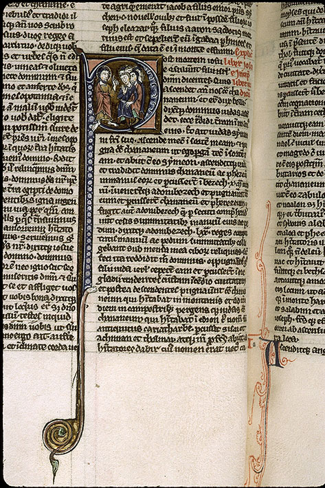 Paris, Bibl. Sainte-Geneviève, ms. 1180, f. 069v