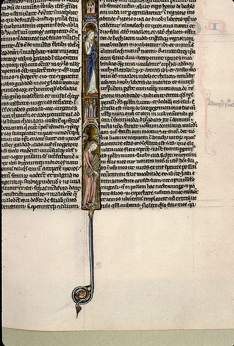 Paris, Bibl. Sainte-Geneviève, ms. 1180, f. 077