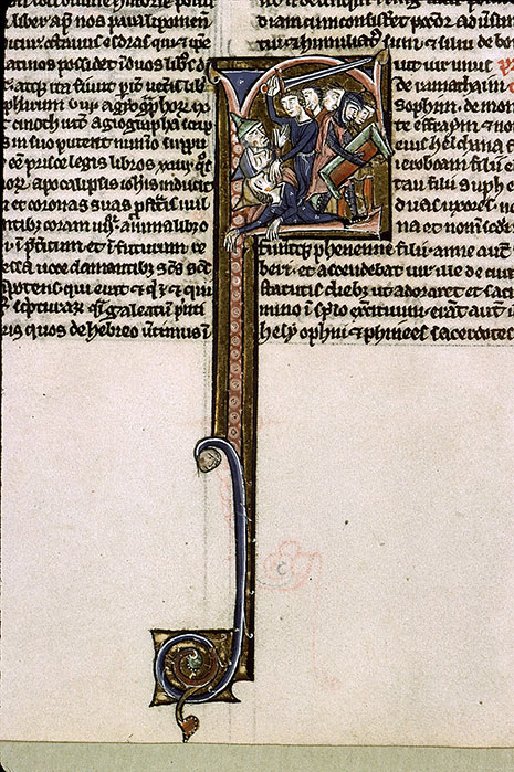 Paris, Bibl. Sainte-Geneviève, ms. 1180, f. 078v