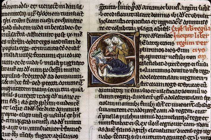 Paris, Bibl. Sainte-Geneviève, ms. 1180, f. 097