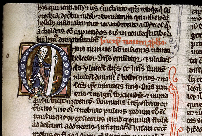 Paris, Bibl. Sainte-Geneviève, ms. 1180, f. 276