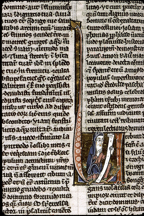 Paris, Bibl. Sainte-Geneviève, ms. 1180, f. 277v