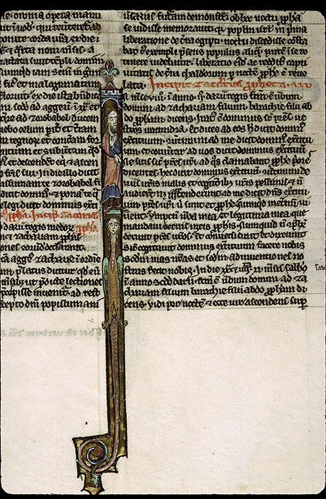 Paris, Bibl. Sainte-Geneviève, ms. 1180, f. 279