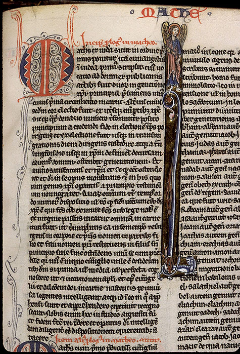 Paris, Bibl. Sainte-Geneviève, ms. 1180, f. 300