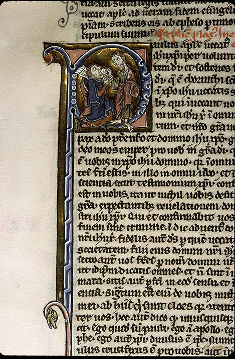 Paris, Bibl. Sainte-Geneviève, ms. 1180, f. 338v