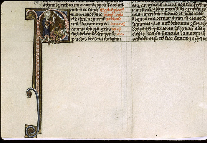 Paris, Bibl. Sainte-Geneviève, ms. 1180, f. 350v
