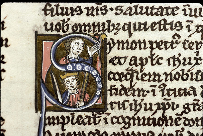 Paris, Bibl. Sainte-Geneviève, ms. 1180, f. 369v