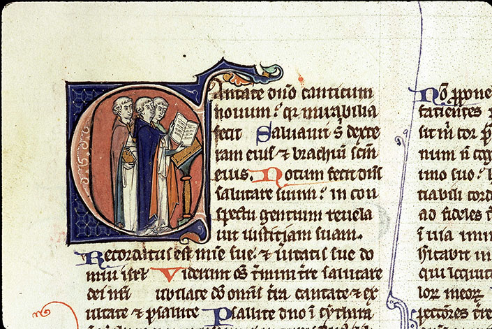 Paris, Bibl. Sainte-Geneviève, ms. 1181, f. 191v