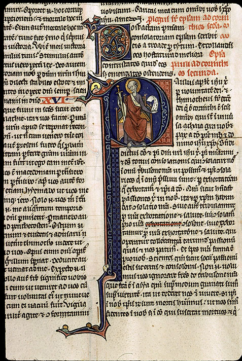 Paris, Bibl. Sainte-Geneviève, ms. 1181, f. 373