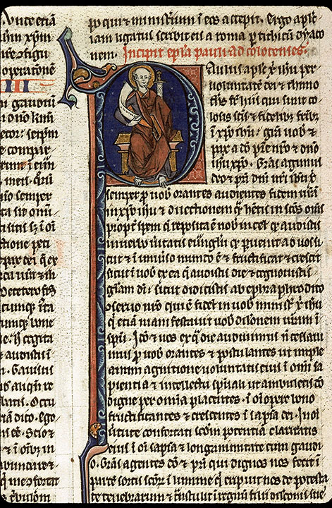 Paris, Bibl. Sainte-Geneviève, ms. 1181, f. 379v