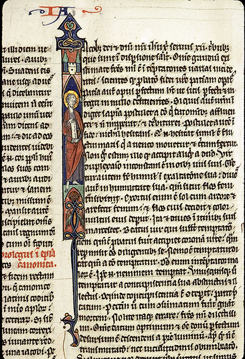 Paris, Bibl. Sainte-Geneviève, ms. 1181, f. 398v