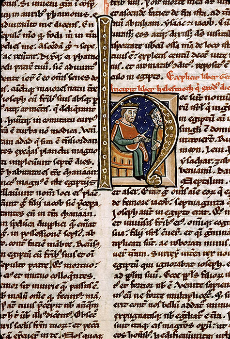 Paris, Bibl. Sainte-Geneviève, ms. 1182, f. 028v