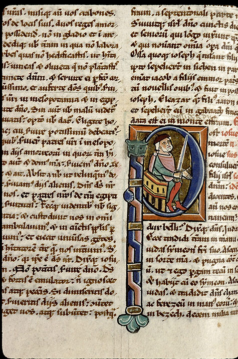Paris, Bibl. Sainte-Geneviève, ms. 1182, f. 088v