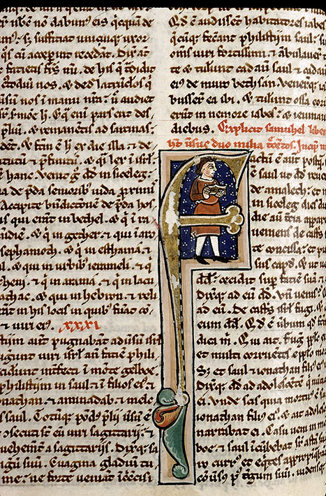 Paris, Bibl. Sainte-Geneviève, ms. 1182, f. 114v