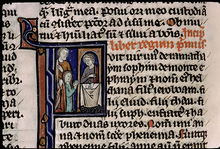 Paris, Bibl. Sainte-Geneviève, ms. 1184, f. 118v