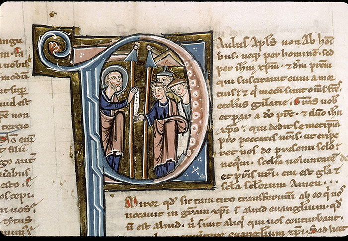 Paris, Bibl. Sainte-Geneviève, ms. 1185, f. 290v