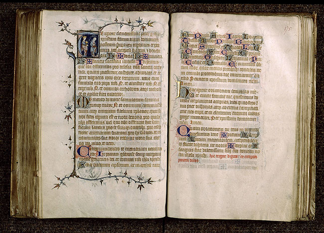 Paris, Bibl. Sainte-Geneviève, ms. 1259, f. 174v-175