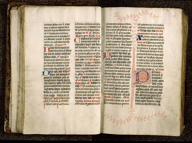Paris, Bibl. Sainte-Geneviève, ms. 1262, f. 025v-026