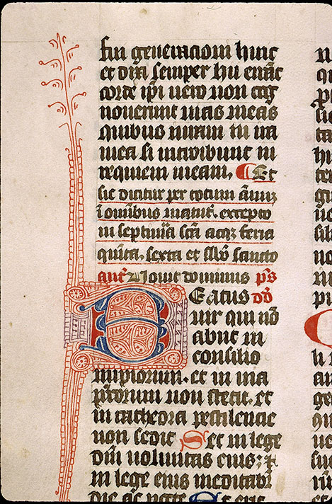 Paris, Bibl. Sainte-Geneviève, ms. 1262, f. 235v