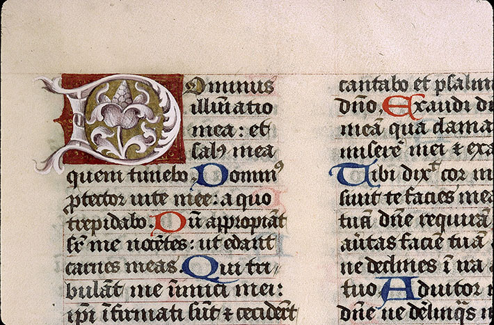 Paris, Bibl. Sainte-Geneviève, ms. 1263, f. 018v