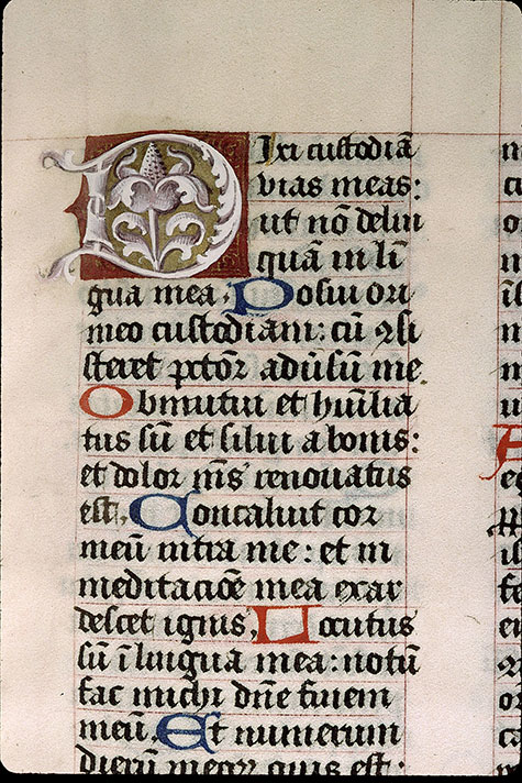 Paris, Bibl. Sainte-Geneviève, ms. 1263, f. 025