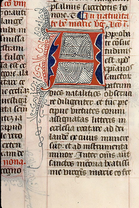 Paris, Bibl. Sainte-Geneviève, ms. 1264, f. 226