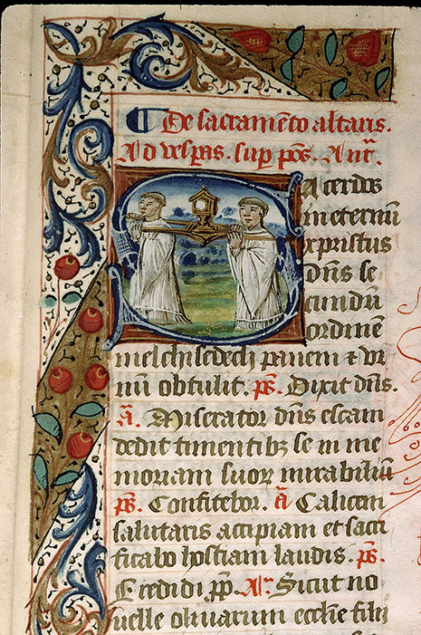 Paris, Bibl. Sainte-Geneviève, ms. 1264, f. 280