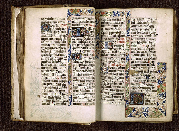Paris, Bibl. Sainte-Geneviève, ms. 1265, f. 038v-039