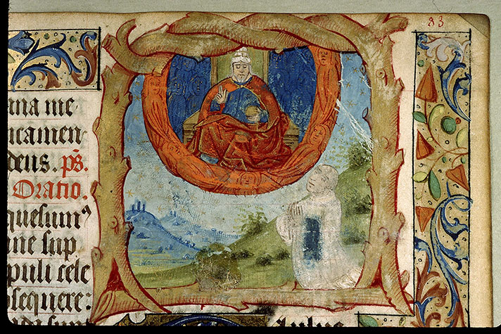 Paris, Bibl. Sainte-Geneviève, ms. 1265, f. 083
