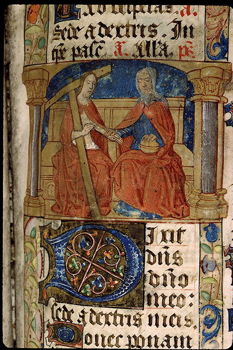 Paris, Bibl. Sainte-Geneviève, ms. 1265, f. 296