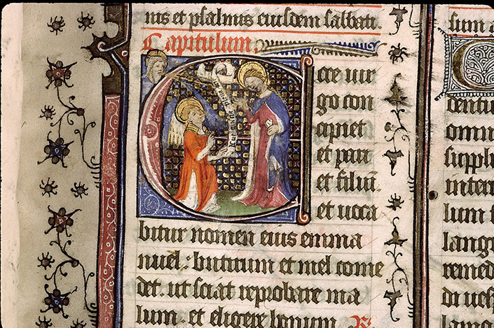 Paris, Bibl. Sainte-Geneviève, ms. 1267, f. 008