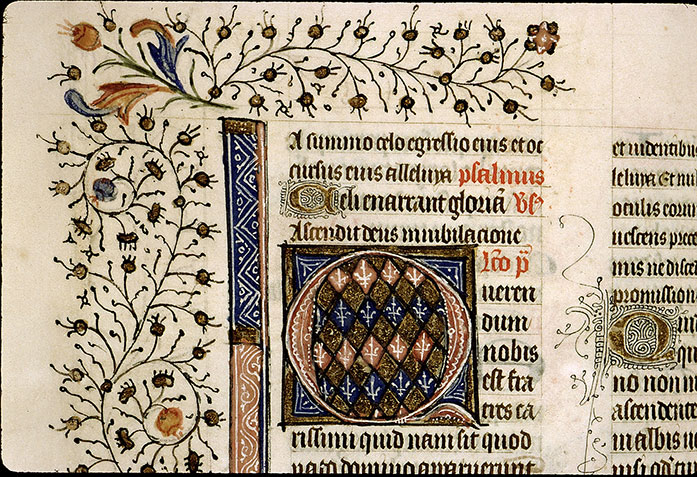 Paris, Bibl. Sainte-Geneviève, ms. 1267, f. 266v