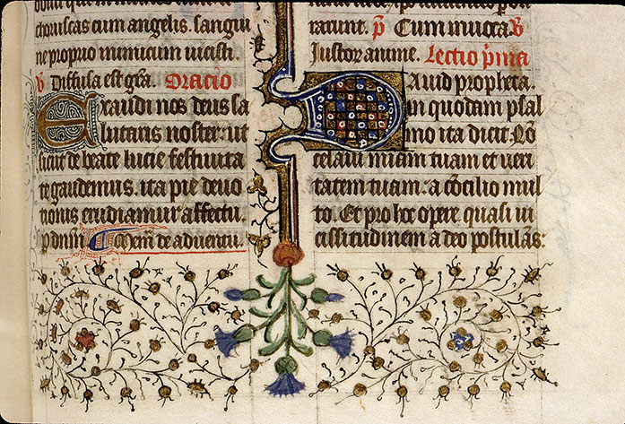 Paris, Bibl. Sainte-Geneviève, ms. 1267, f. 381