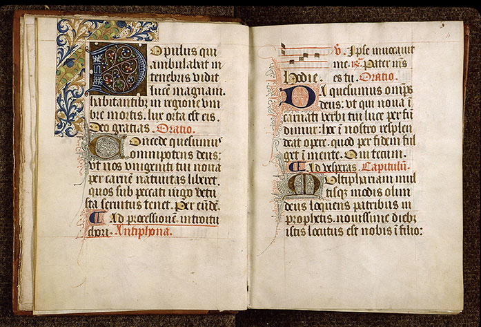 Paris, Bibl. Sainte-Geneviève, ms. 1272, f. 003v-004