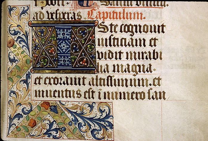 Paris, Bibl. Sainte-Geneviève, ms. 1272, f. 015