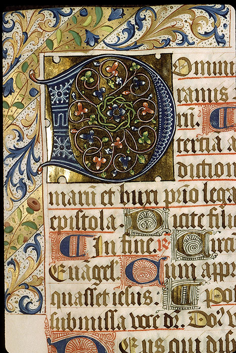 Paris, Bibl. Sainte-Geneviève, ms. 1272, f. 028
