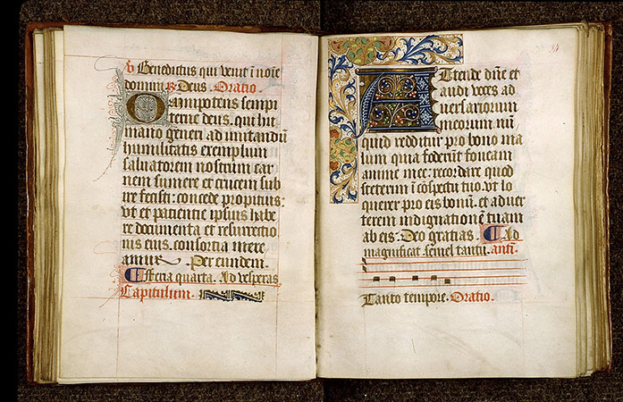 Paris, Bibl. Sainte-Geneviève, ms. 1272, f. 033v-034