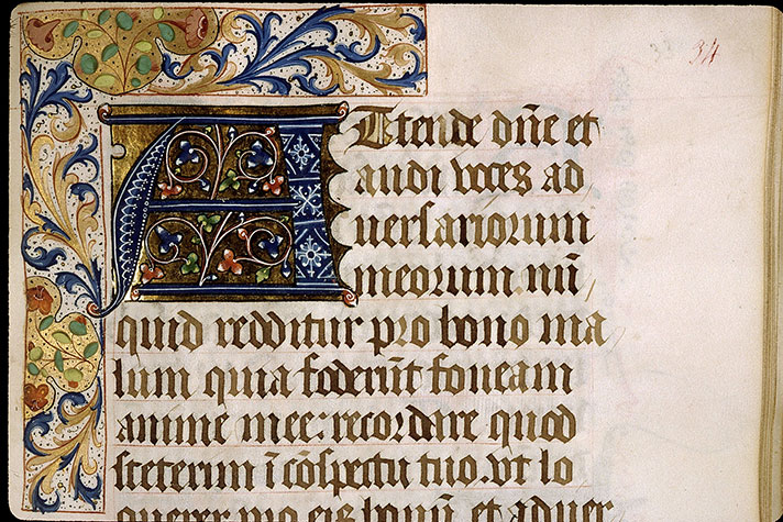 Paris, Bibl. Sainte-Geneviève, ms. 1272, f. 034