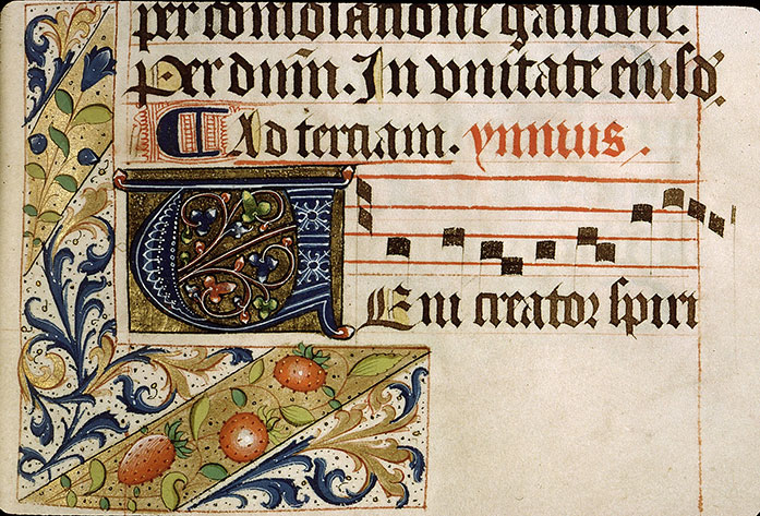 Paris, Bibl. Sainte-Geneviève, ms. 1272, f. 052