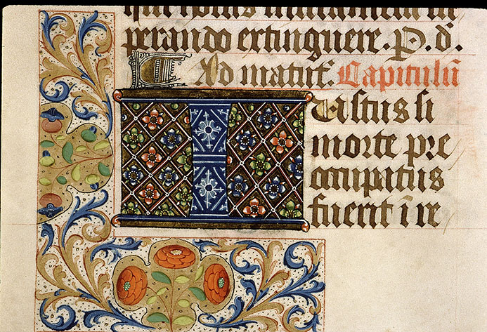 Paris, Bibl. Sainte-Geneviève, ms. 1272, f. 109v