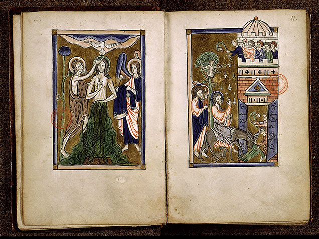 Paris, Bibl. Sainte-Geneviève, ms. 1273, f. 010v-011