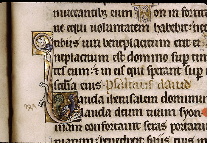 Paris, Bibl. Sainte-Geneviève, ms. 1273, f. 161