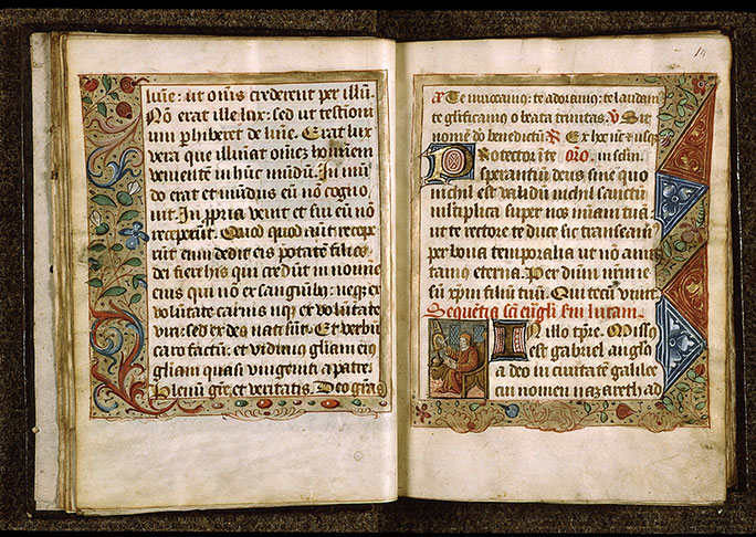 Paris, Bibl. Sainte-Geneviève, ms. 1275, f. 013v-014