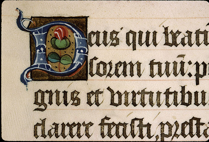 Paris, Bibl. Sainte-Geneviève, ms. 1276, f. 061v