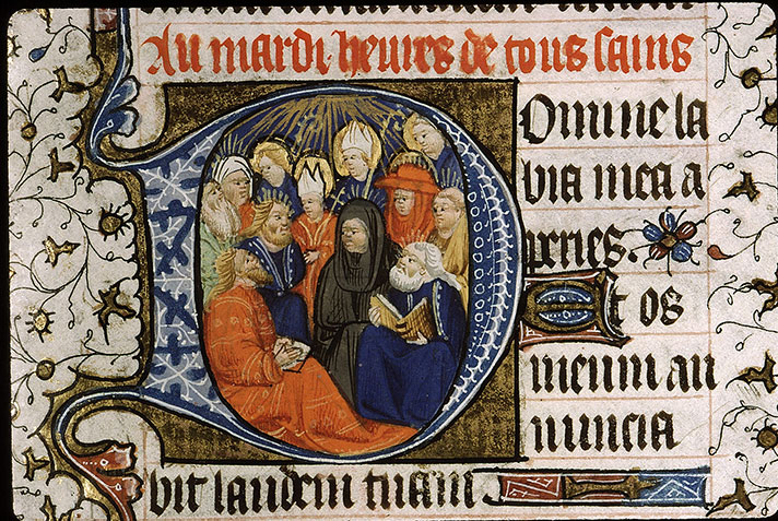 Paris, Bibl. Sainte-Geneviève, ms. 1278, f. 033