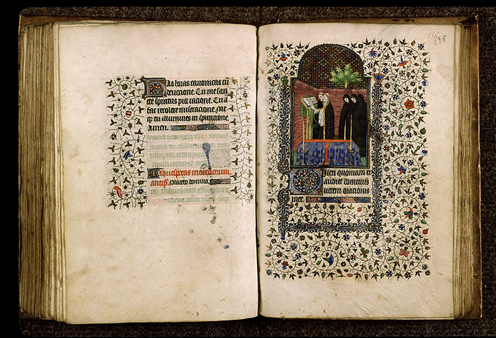 Paris, Bibl. Sainte-Geneviève, ms. 1279, f. 135v-136