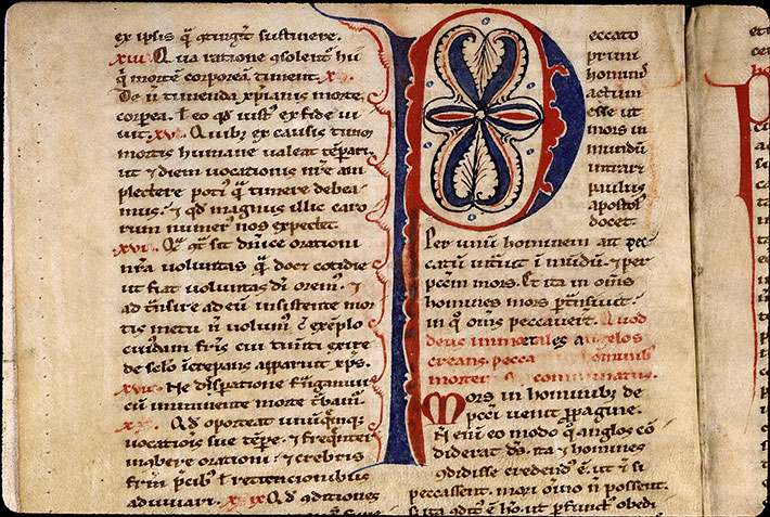 Paris, Bibl. Sainte-Geneviève, ms. 1369, f. 002v