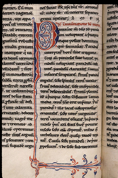 Paris, Bibl. Sainte-Geneviève, ms. 1421, f. 037v