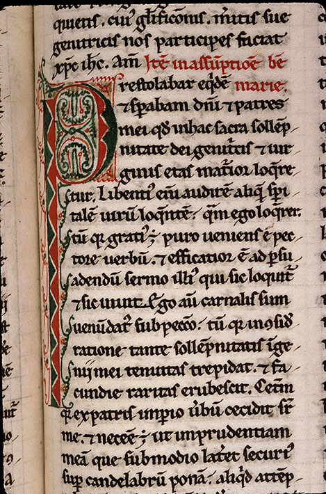 Paris, Bibl. Sainte-Geneviève, ms. 1421, f. 092