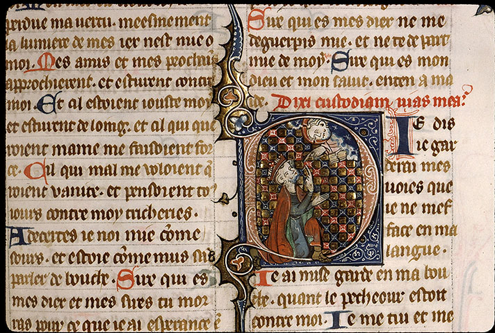 Paris, Bibl. Sainte-Geneviève, ms. 1654, f. 030